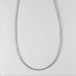 JAMES AVERY Medium Rope Chain Necklace 16.75""